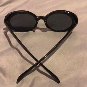 Black Buck eye Sunglasses